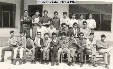 Uno del grupo (en 1969)
