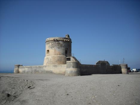 Torreón de San Miguel del Cabo de Gata