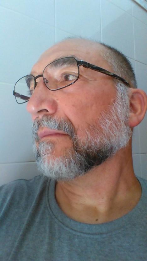Selfy del autor